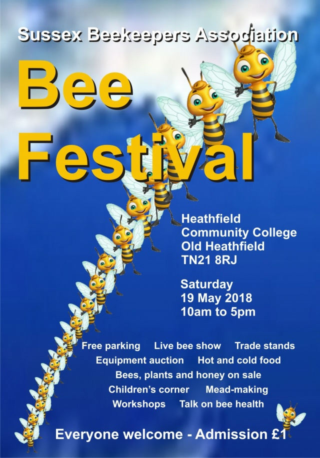 Bee Festival 2018 A4