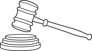 gavel_outline